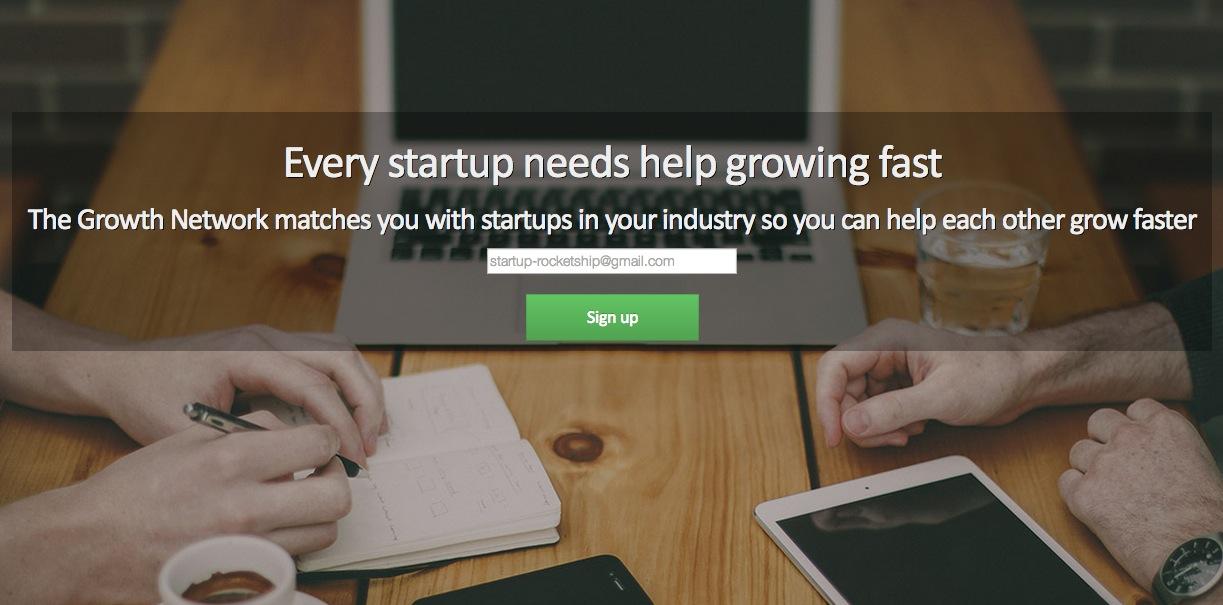 Toutes les startups ont besoin d'aide pour accélérer leur croissance !