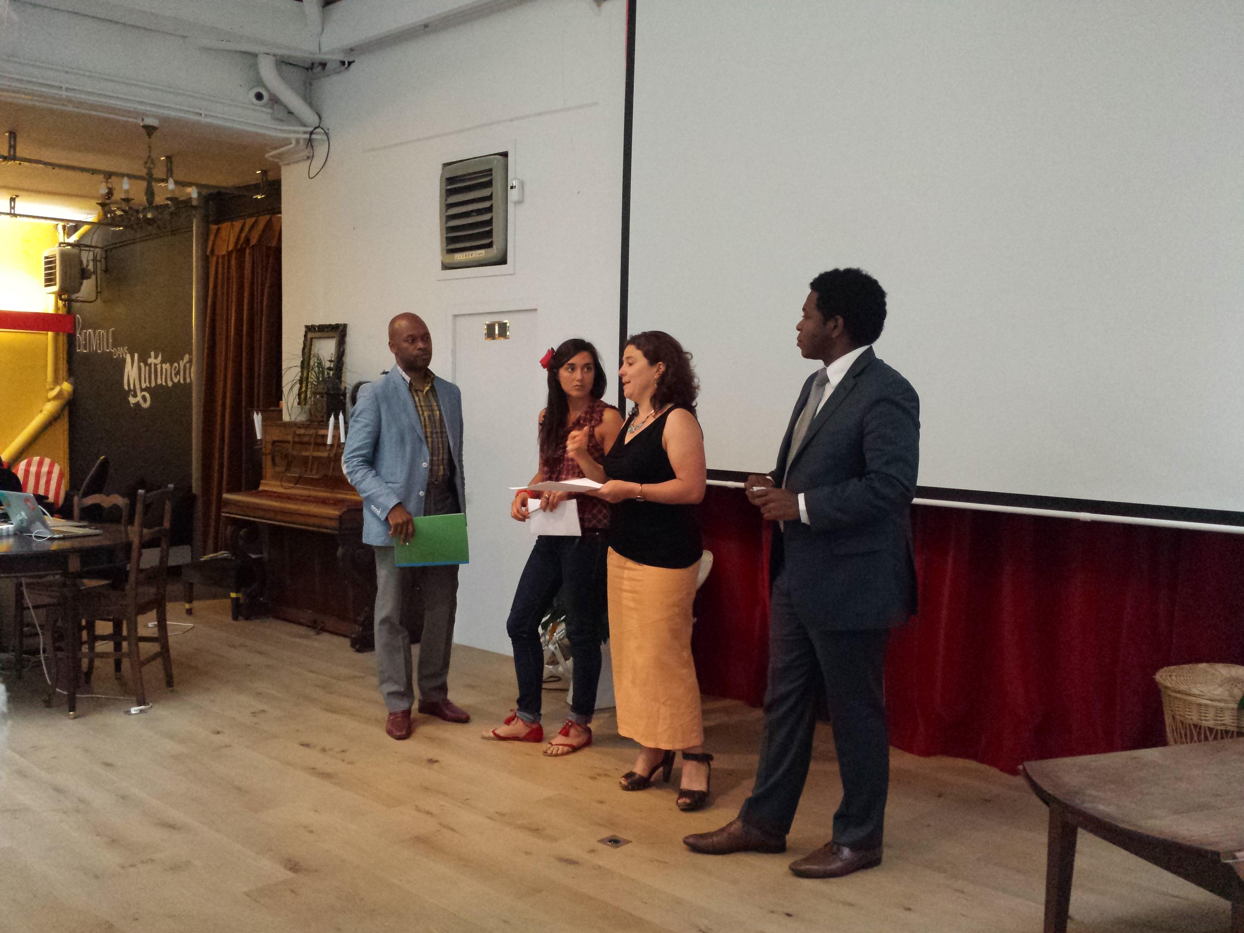 #StartupOutremer – «Les Pitchs» : 2ème édition le 29 novembre