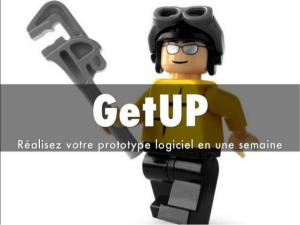 1 semaine pour donner vie à votre projet avec GetUP !
