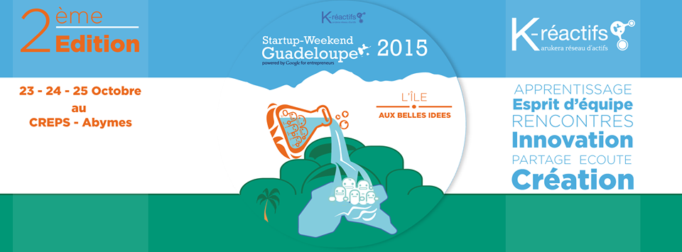 Startup Weekend Guadeloupe 2ème édition