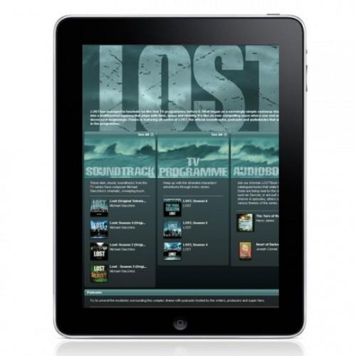 L'iPad au centre de l'écosystème numérique domestique. (image)