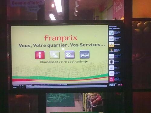 Innovation Franprix
