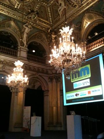 Mairie de Paris - Mobile Monday du 6 juin 2011