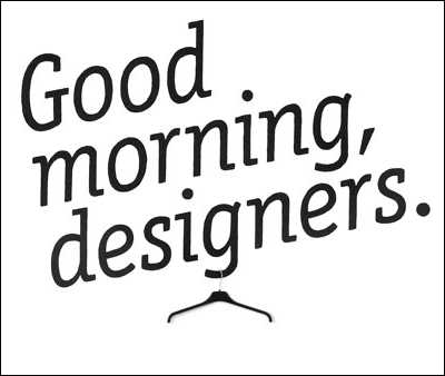 Garmz Good Morning Designers User eXperience