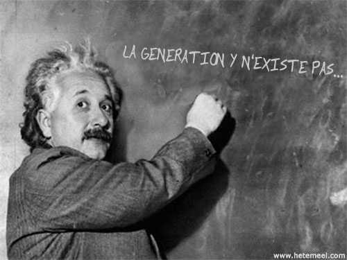 La génération Y n'existe pas !