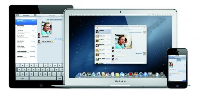 OS X Mountain Lion - le dernier chaînon avant un OS Apple unifié. (image)