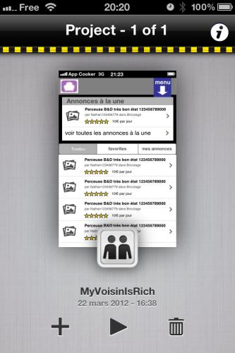 AppCooker viewer