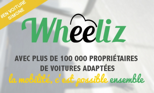 wheeliz la plateforme de location entre particuliers de v hicules adapt s aux personnes. Black Bedroom Furniture Sets. Home Design Ideas