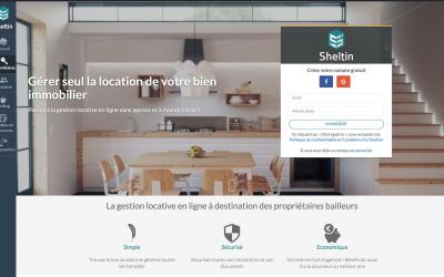 Sheltin : La meilleure façon de louer un bien immobilier !