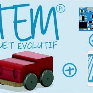STEM : Un jouet en bois évolutif pour les enfants de 3 à 10 ans !