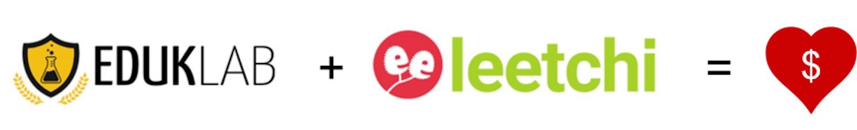 Eduklab s'associe à Leechi !