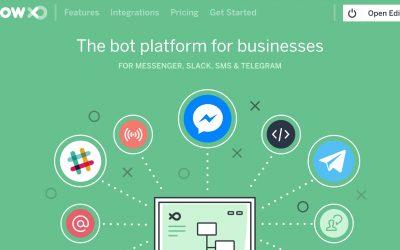#ChatBot / Les meilleures plateformes pourcréer unchatbot sans coder !