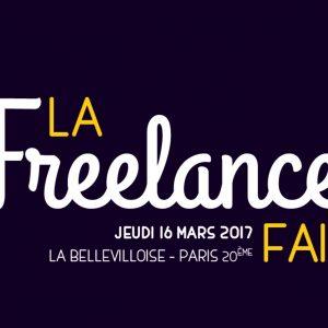 #FreelanceFair / Le premier événement dédié aux freelances et aux nouveaux modes de travail.