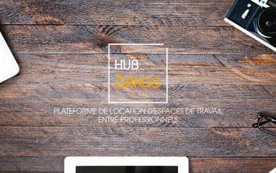 Hub-Grade : Plateforme de location de bureaux en ligne.