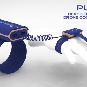 WePulsit : Remplacez la radiocommande de votre drone par votre main !