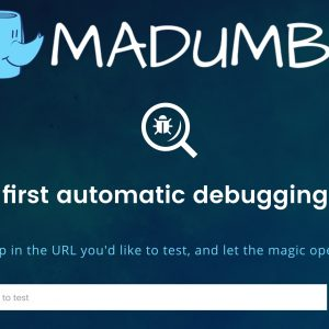 Madumbo : Your website, improved.