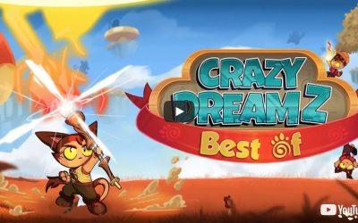 #Gaming / Dreamz Studio lance le premier jeu conçu par ses joueurs et dont 50% des revenus leurs seront reversés !